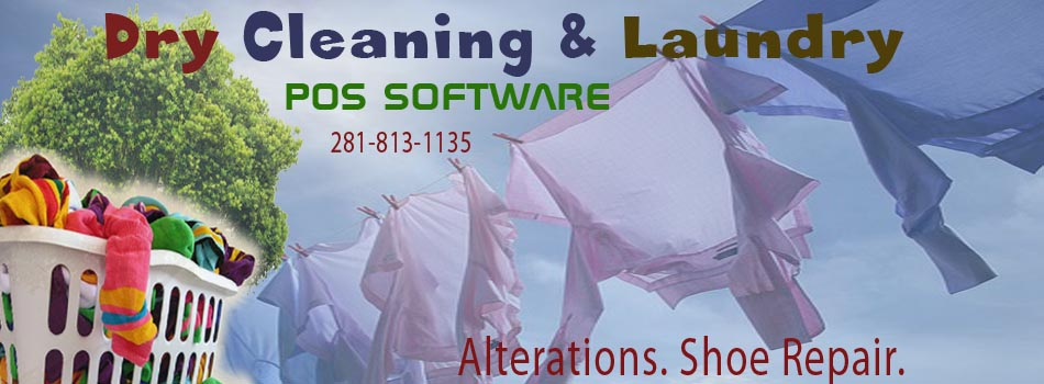 Dry Cleaning Laundry Software